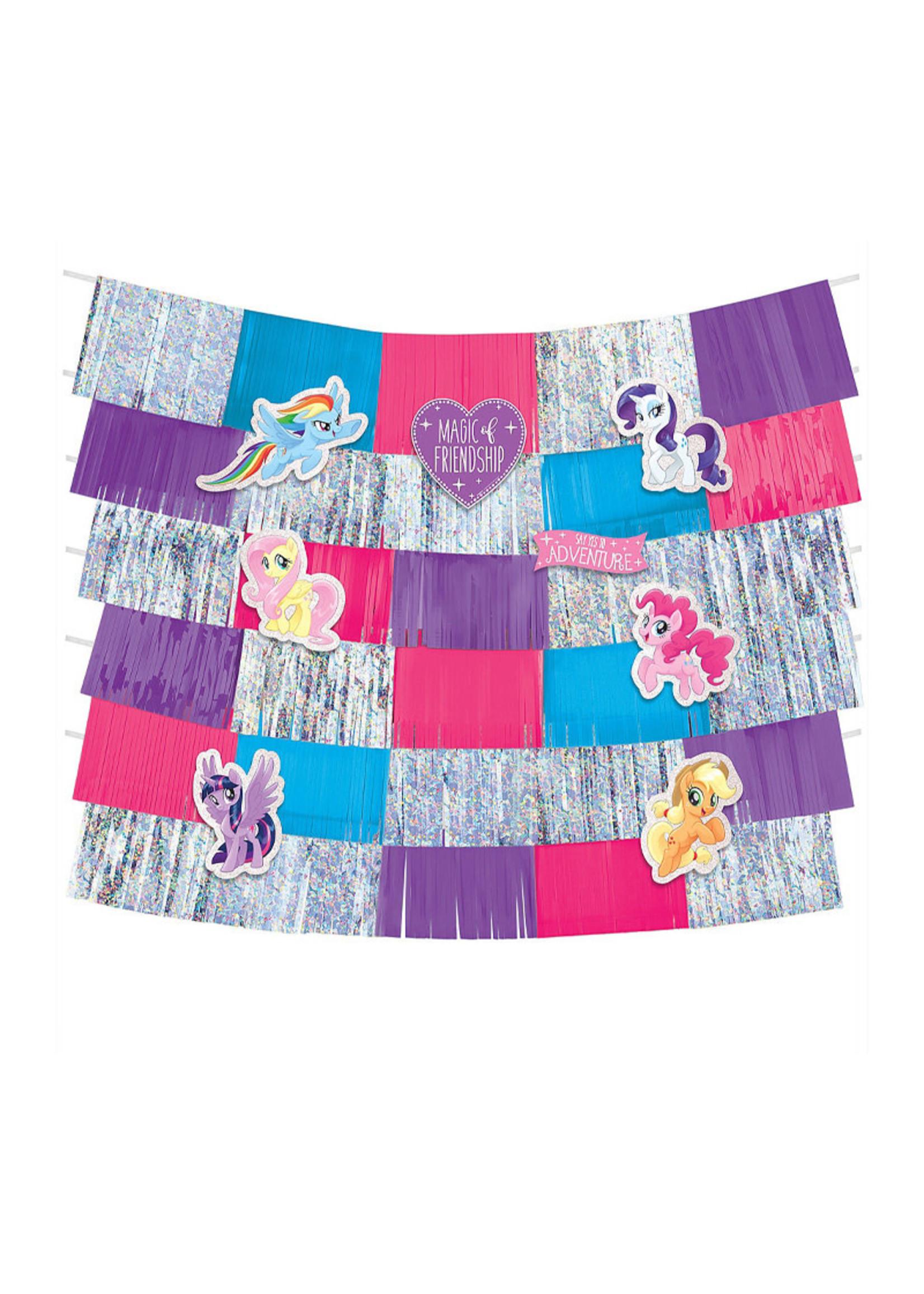 Friendship Adventures My Little Pony Backdrop Kit