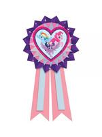 My Little Pony  Pink & Purple Award Ribbon