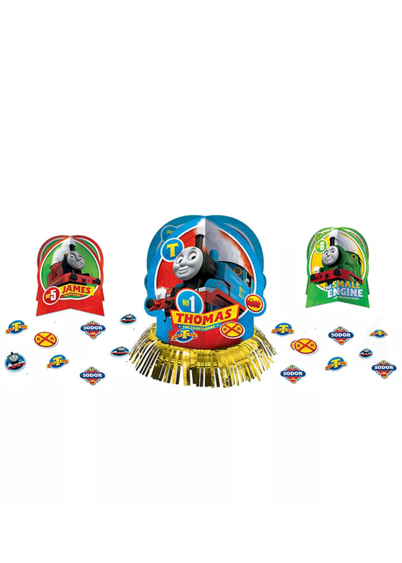 Thomas the Tank Engine Table Decorating Kit 23pc