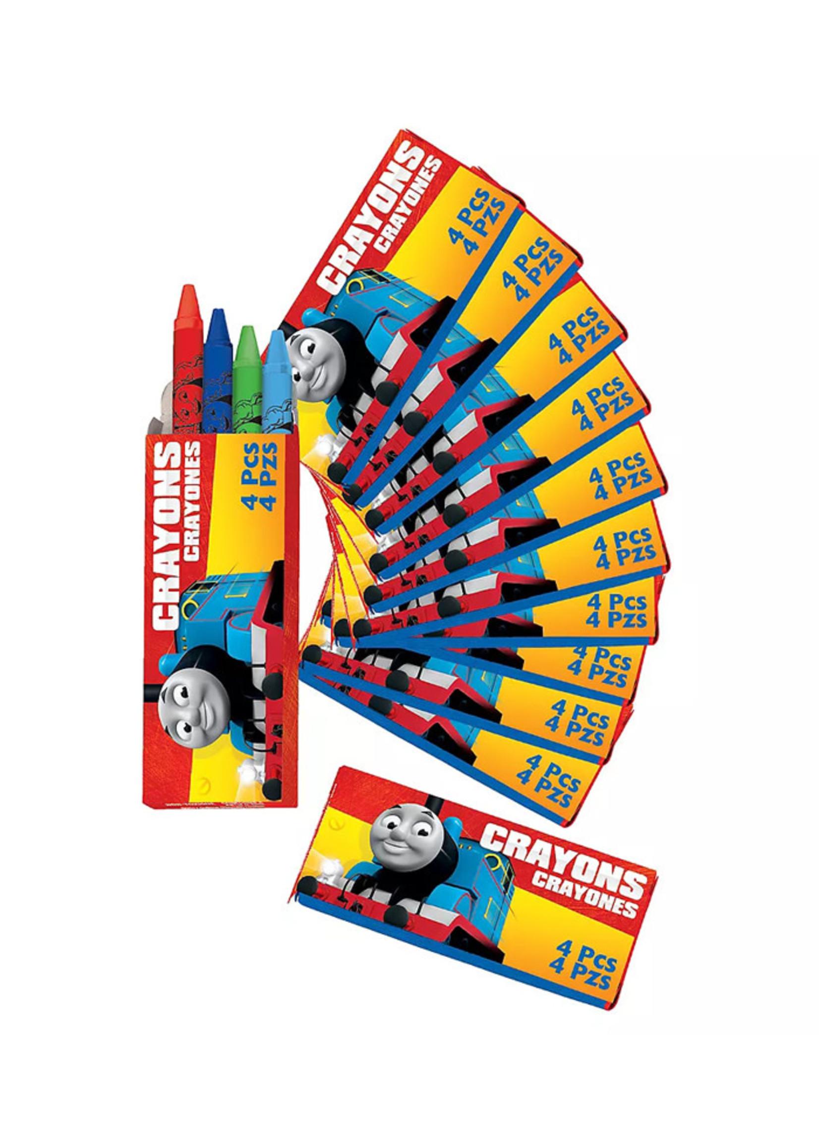 Thomas the Train Crayon Boxes 12ct
