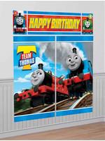 Thomas the Tank Engine Scene Setter 5pc