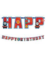 Thomas the Tank Engine Birthday Banner Kit