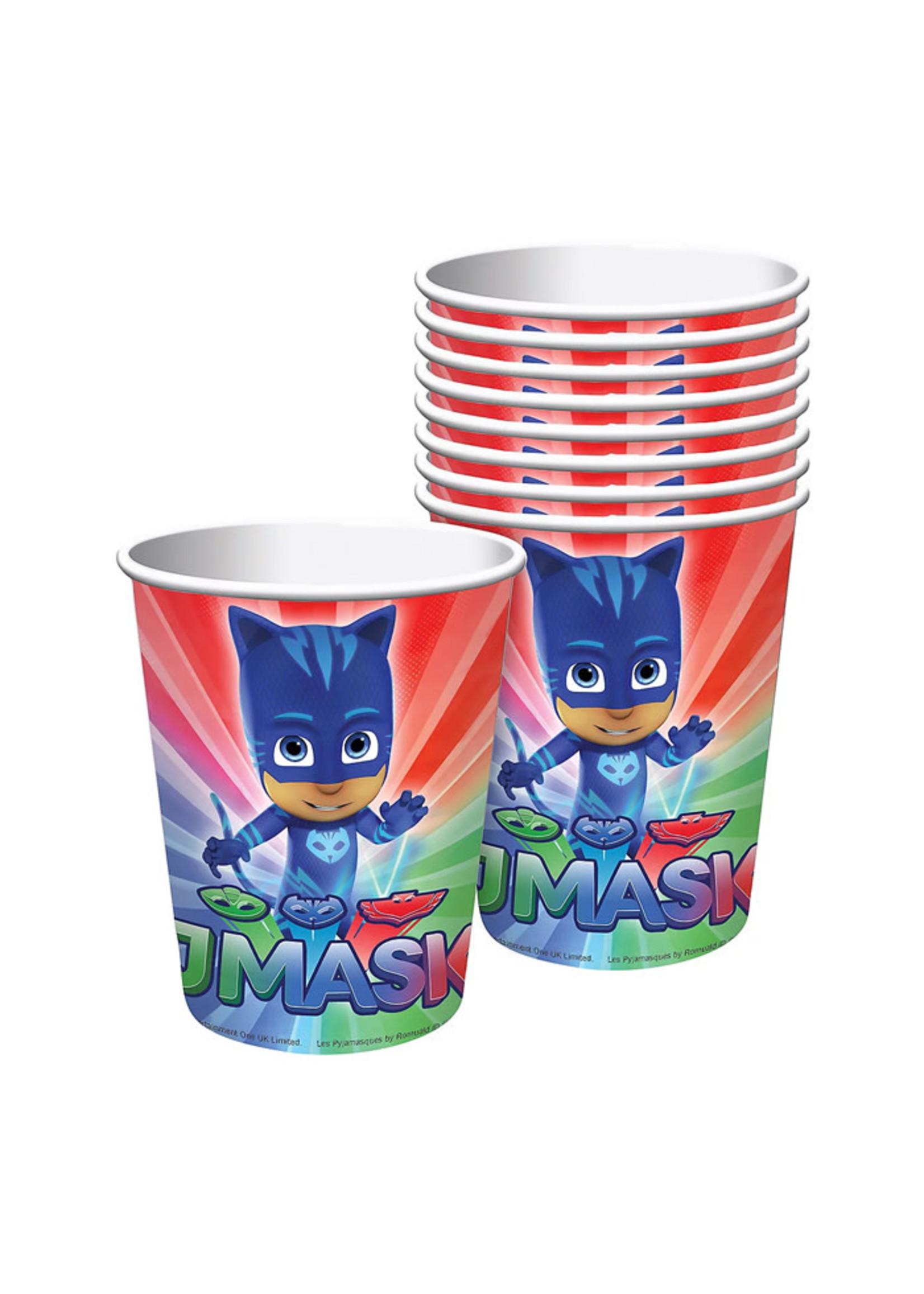 PJ Masks Cups 8ct