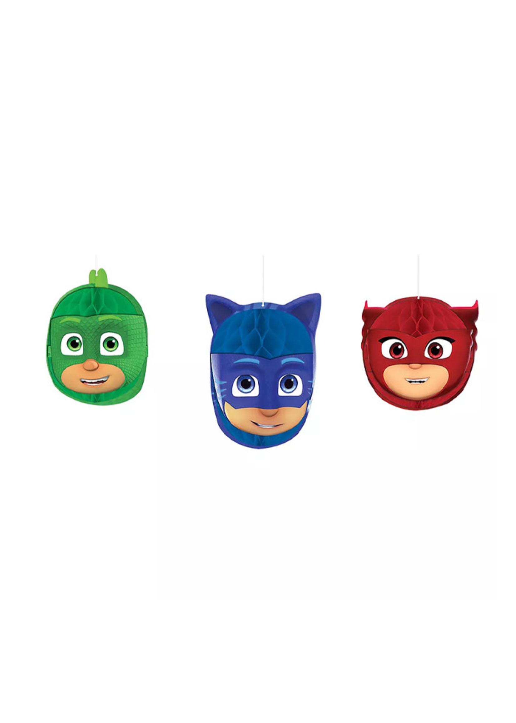 PJ Masks Honeycomb Balls 3ct