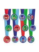 PJ Masks Award Medals 12ct