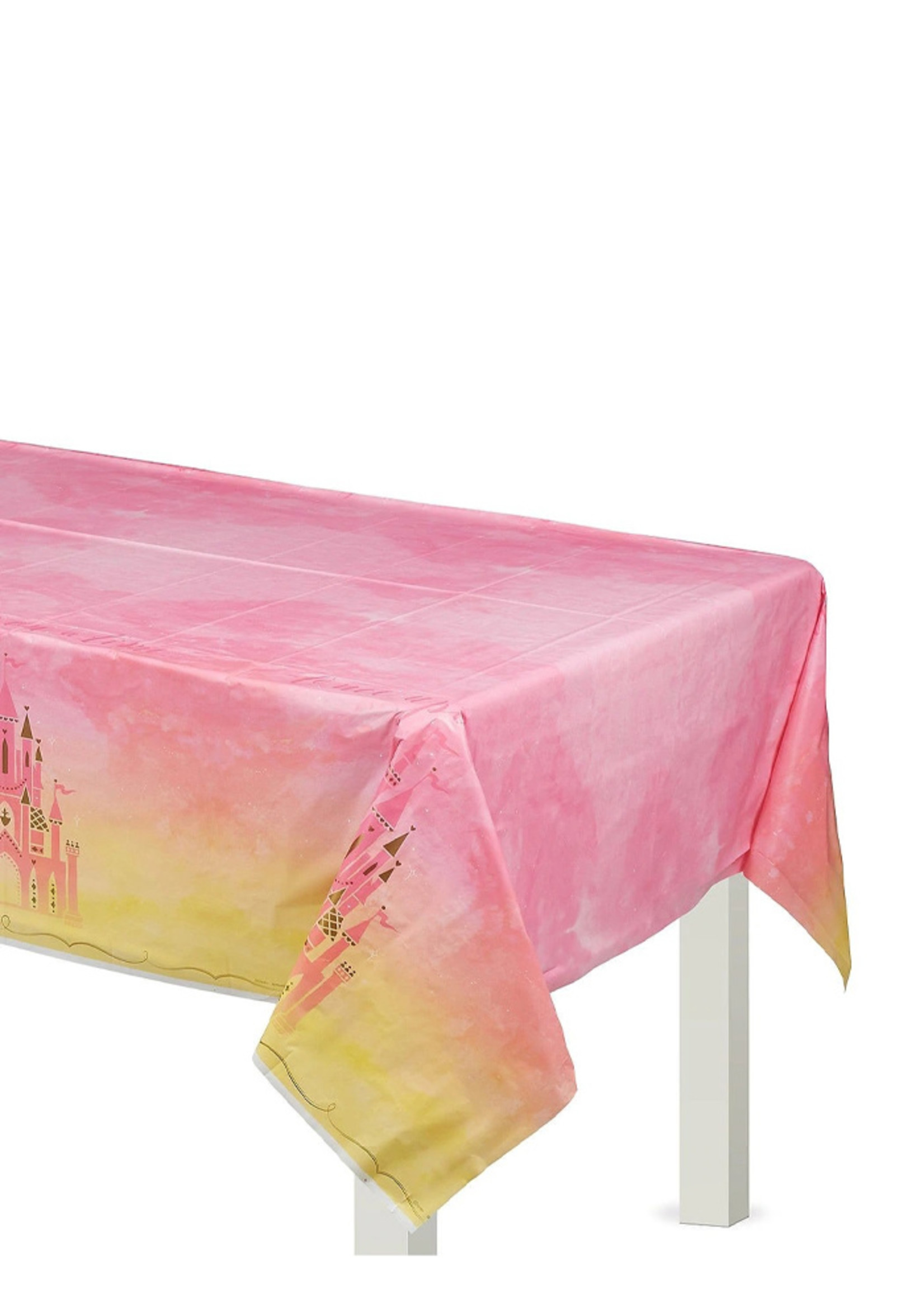 """Disney Princess """"Once Upon a Time"""" Table Cover"""
