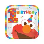 1st Birthday - Elmo