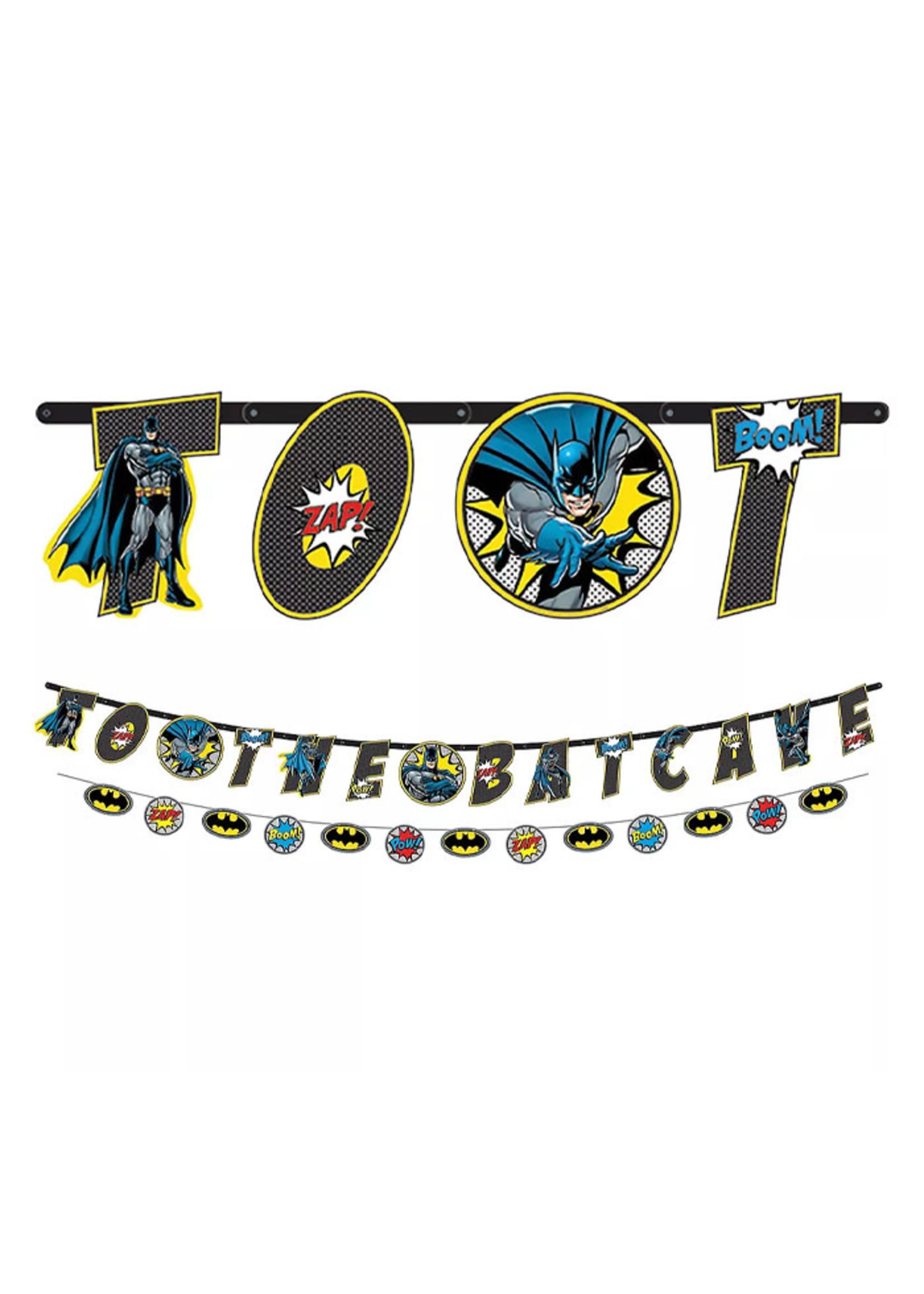 Batman Banner Kit 2ct