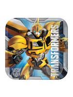 Transformers Dessert Plates - 8ct