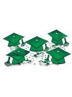 Green Graduation Table Decorating Kit