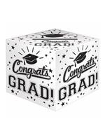 Grad Cardholder Box - White