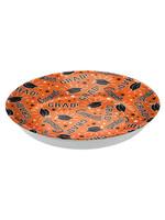 Grad Plastic Bowl - Orange