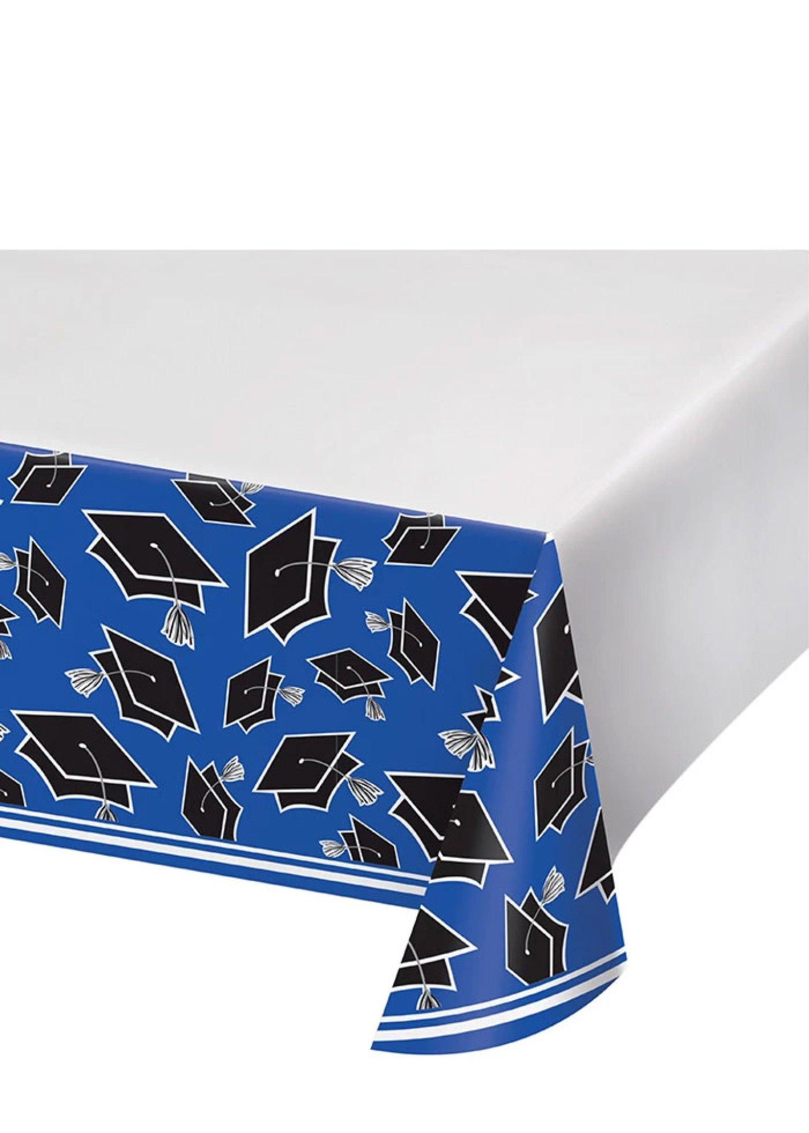 Creative Converting Blue Grad Tablecover
