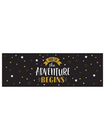 Creative Converting Grad Adventure Giant Party Banner