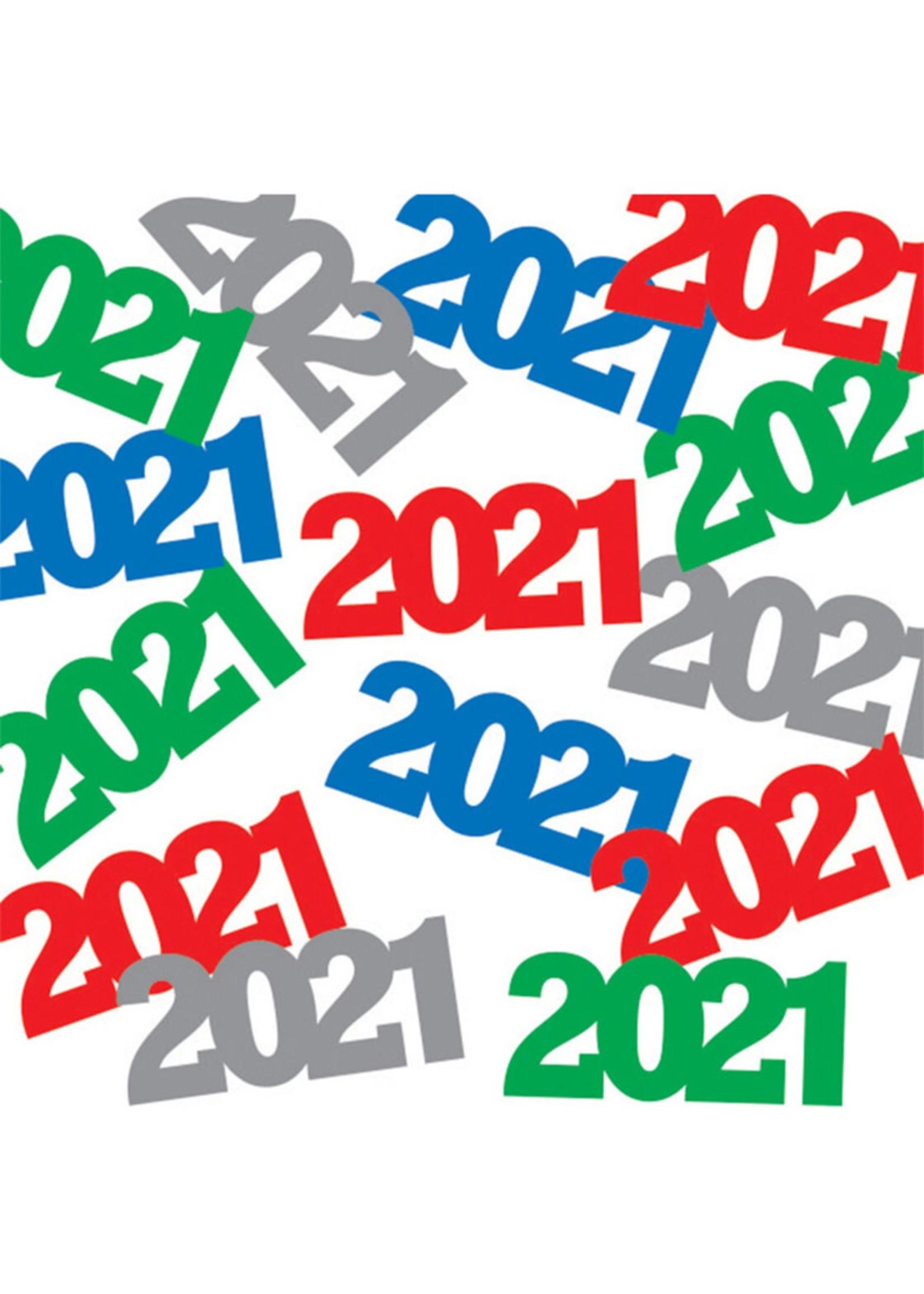 Creative Converting 2021 Confetti Assorted