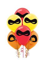 Incredibles 2 Balloons 6ct