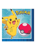 Pokémon Core Beverage Napkins 16ct