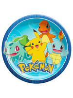 Classic Pokémon Lunch Plates 8ct