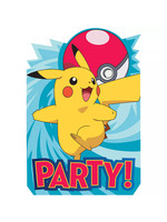 Pokémon Core Invitations 8ct