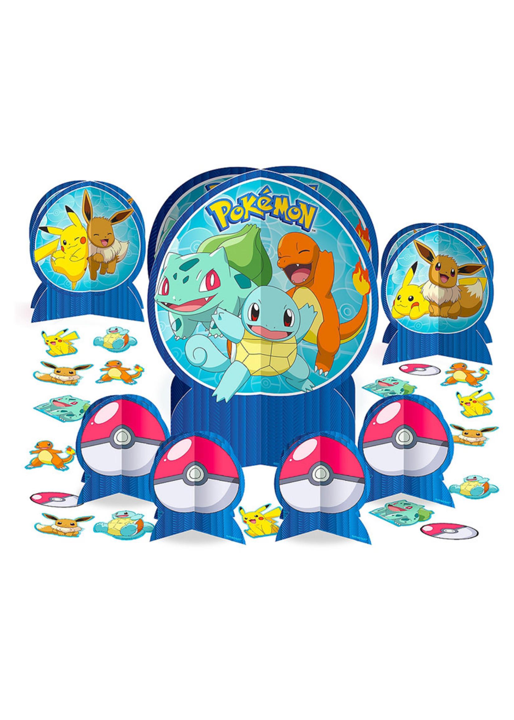 Classic Pokémon Table Centerpiece Kit