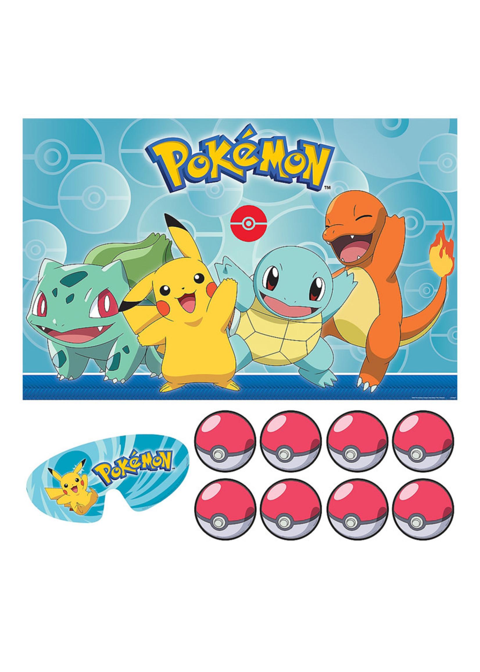 Classic Pokémon Party Game