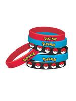 Pokémon Core Wristbands 6ct