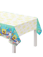 SpongeBob SquarePants Paper Table Cover, 54in x 96in