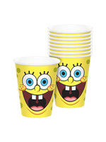 SpongeBob SquarePants Paper Cups, 9oz, 8ct