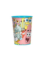 SpongeBob SquarePants & Friends Plastic Favor Cup, 16oz