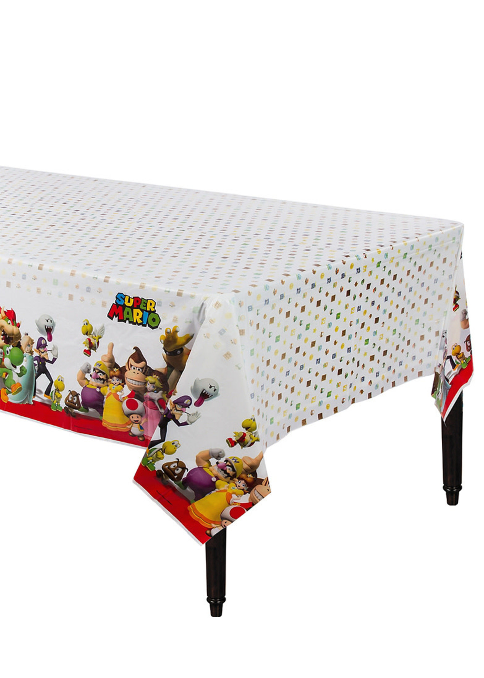 Super Mario Table Cover