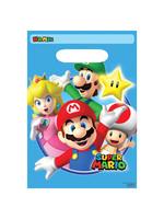 Super Mario Favor Bags 8ct