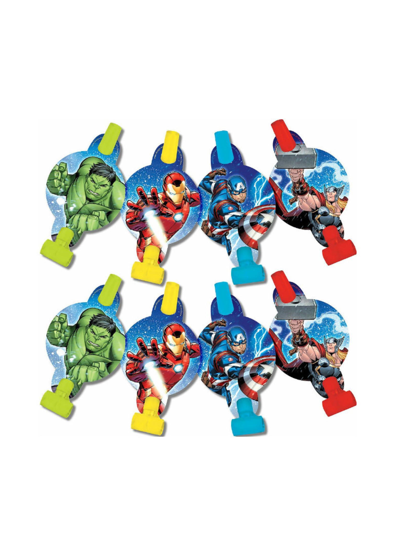 Marvel Epic Avengers Blowouts - 8ct