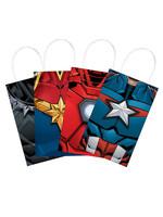 Marvel Powers Unite Create Your Own Favor Bag Kit 8ct