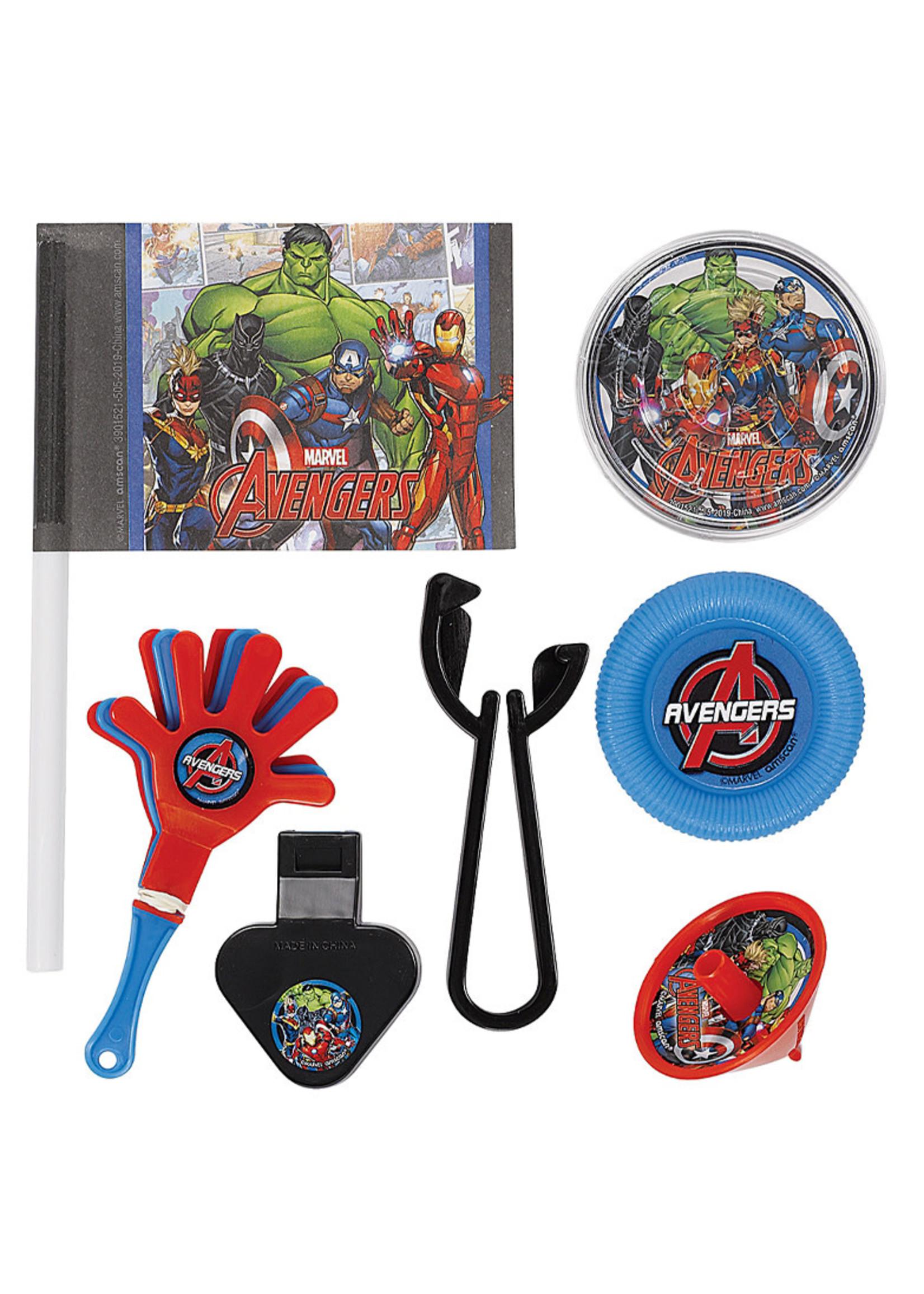 Marvel Powers Unite Favor Pack 48pc