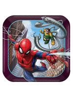 Spider-Man Webbed Wonder Dessert Plates 8ct