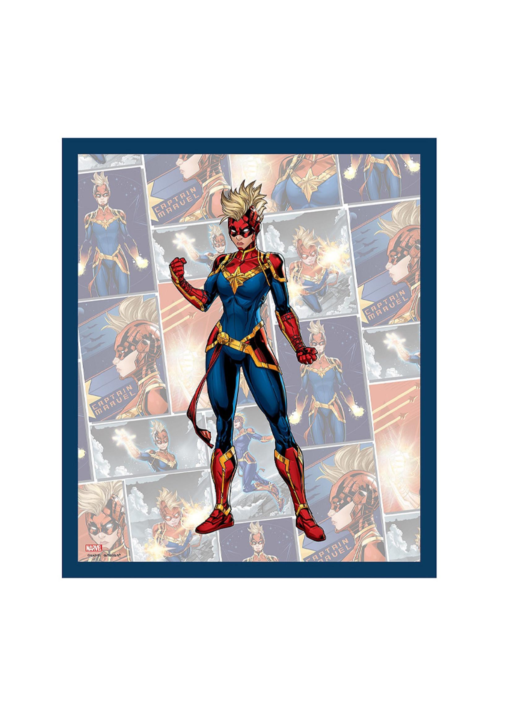 Marvel Powers Unite Wall Portrait Kit 7pc