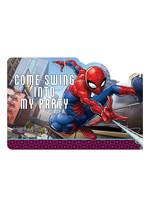 Spider-Man Webbed Wonder Invitations 8ct
