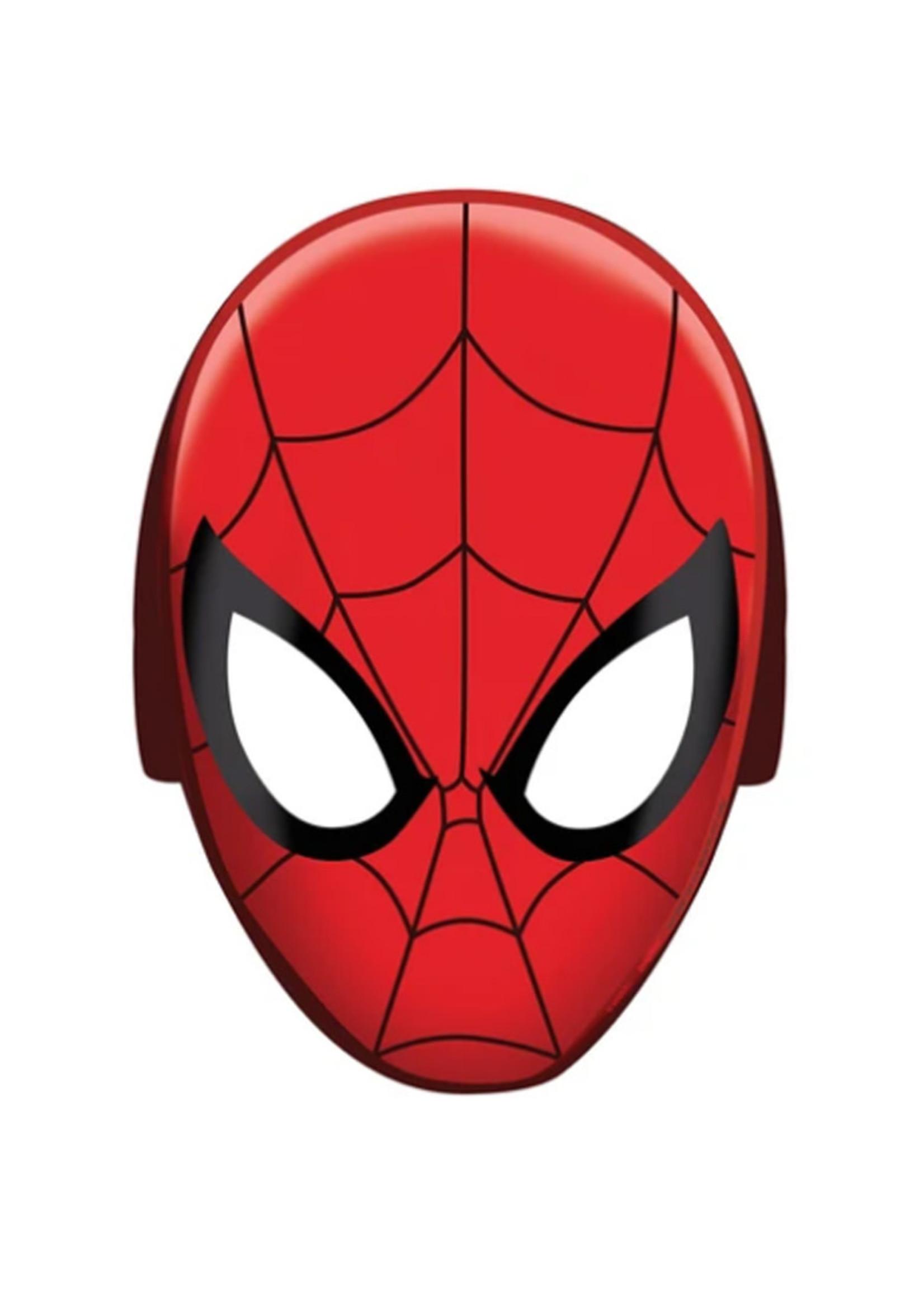 Spider-Man Webbed Wonder Paper Masks - 8ct