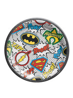 Justice League Heroes Unite Dessert Plates 8ct
