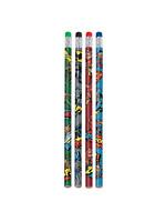 Justice League Heroes Unite Pencils 8ct