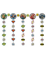 Justice League Heroes Unite String Garland Kit 5pc