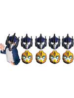 Transformers Masks - 8ct