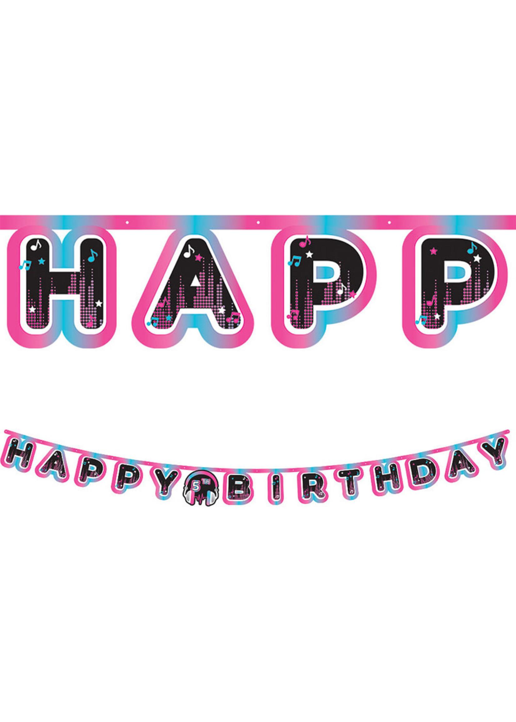 Internet Famous Birthday Banner Kit