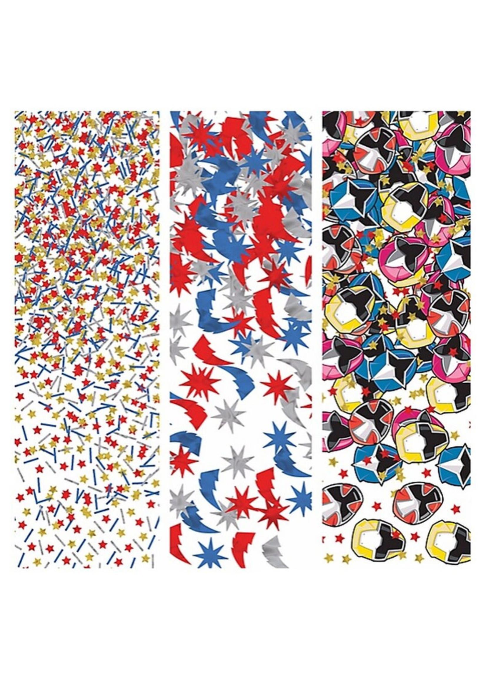 Power Rangers Ninja Steel Table Confetti