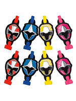 Power Rangers Ninja Steel Blowouts 8ct