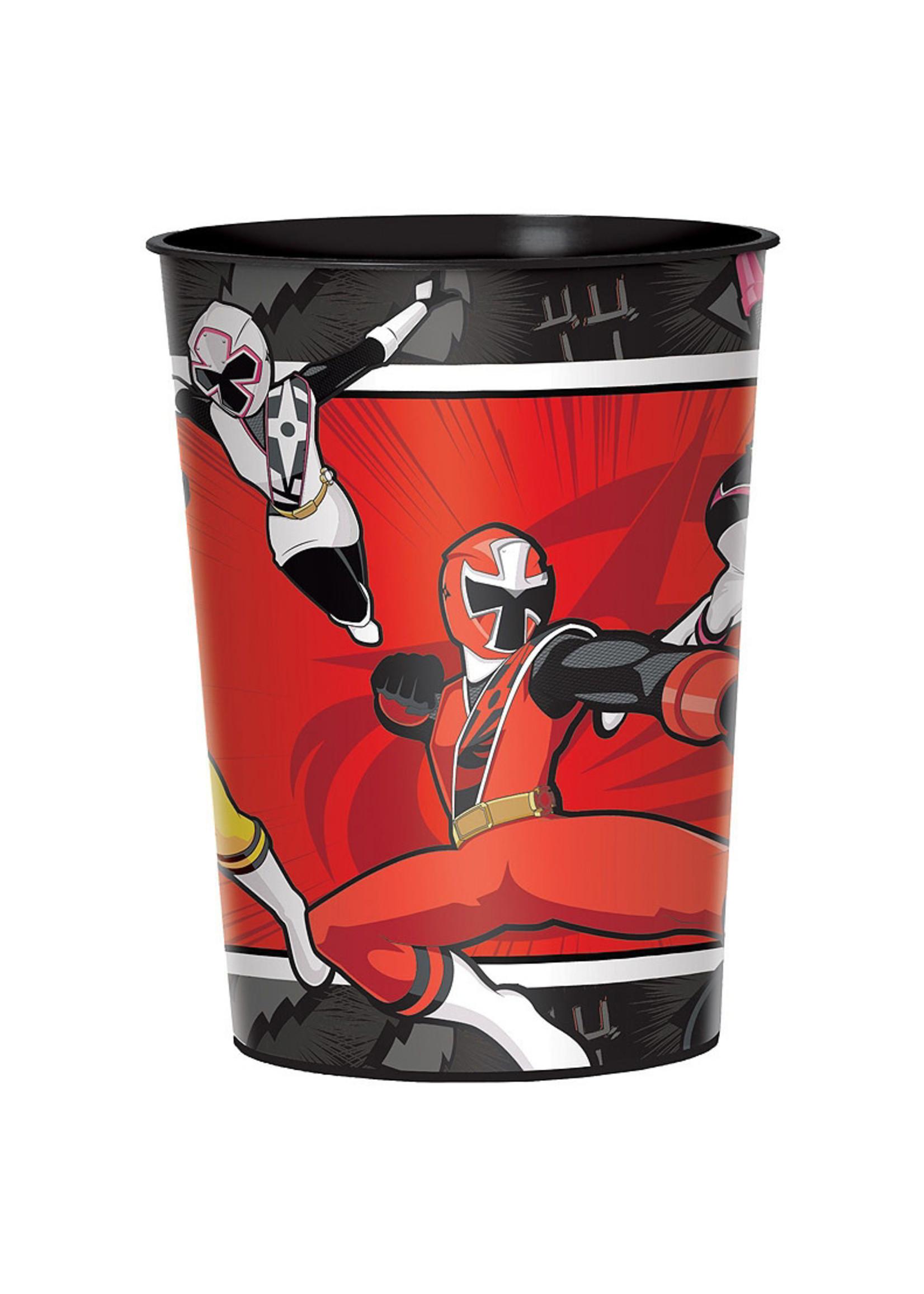 Power Rangers Ninja Steel 16oz Favor Cup