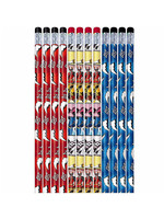 Power Rangers Ninja Steel Pencils - 12ct
