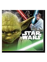 Star Wars Lunch Napkins - 16ct