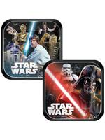 Star Wars Dessert Plates - 8ct