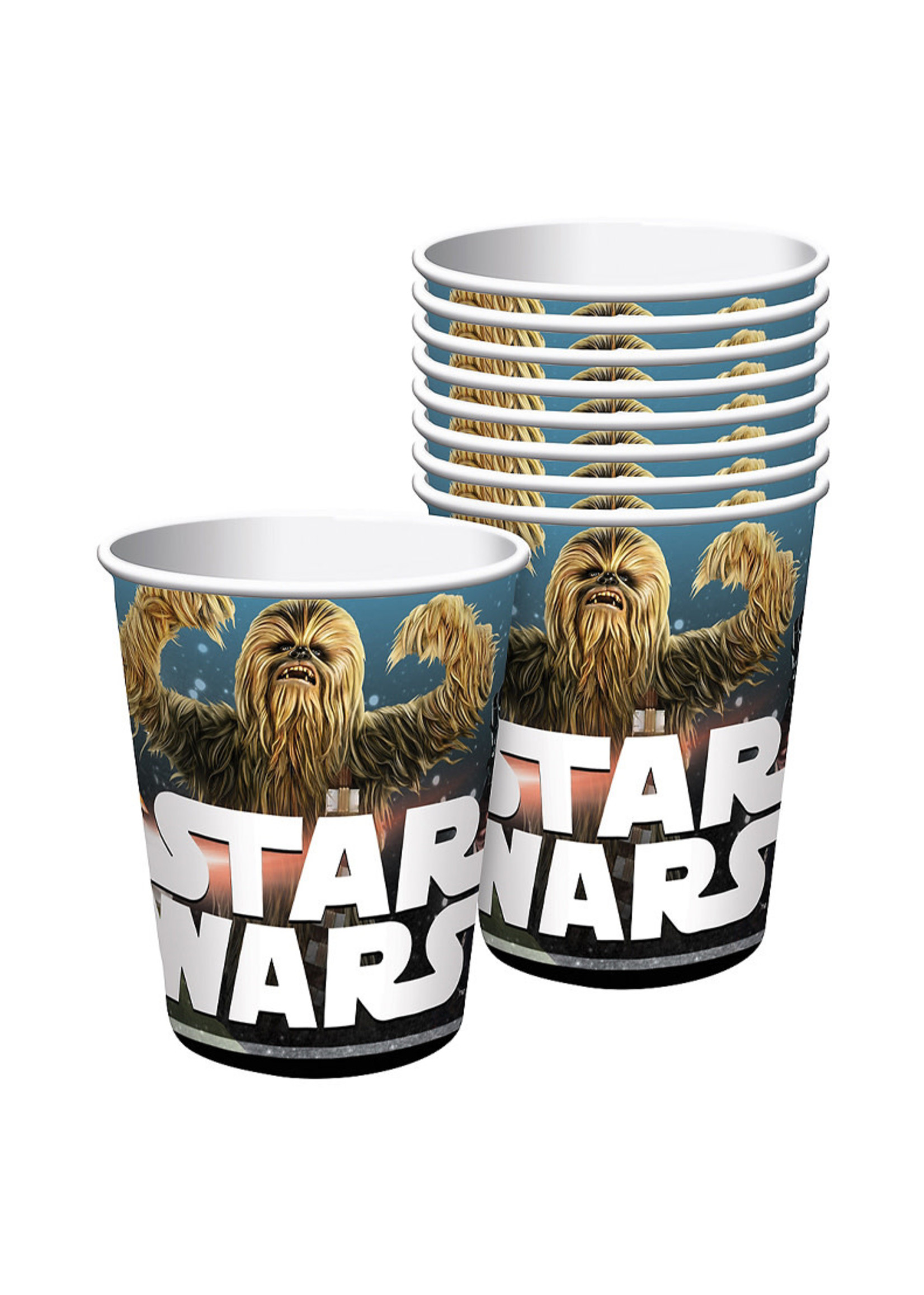 Star Wars Cups - 8ct
